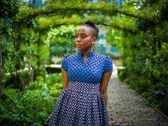 African print mix by Chimamamnda
