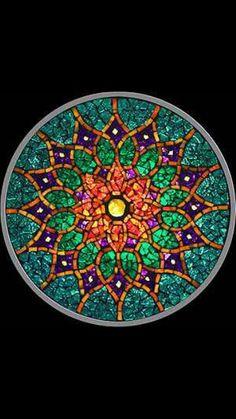 Stunning Mosaic!