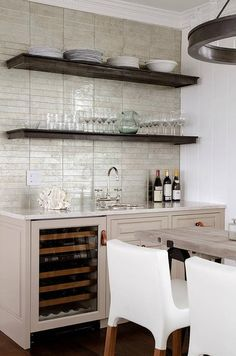 Metal And Glass Etagere - Open Travel