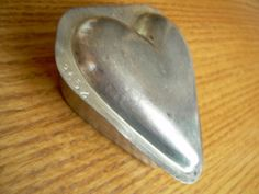 chocolate mold  candy mold  antique mold  Austrian mold  heart