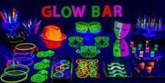 Glow Sticks & Necklaces