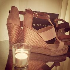 Summer sandals for 2013 from Mint Velvet