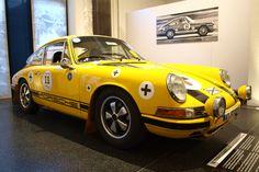 1965 Porsche 911 2.0 Rallye