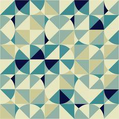 Alexandre Mancini   Considerado um dos principais artistas da azulejaria brasileira modernista, seu trabalho é inspirado na obra de Athos Bulcão. Via MERCURIONAVEIA