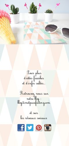 Catalogue additif Tim&Puce Factory