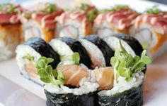 Best Sushi: In the Raw