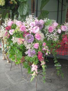 Funeral Spray Funeral Sprays, Floral Wreath, Wreaths, Plants, Home Decor, Homemade Home Decor, Flower Crowns, Door Wreaths, Deco Mesh Wreaths