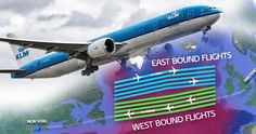 KLM Cockpit tales part 2 crossing the atlantic to JFK