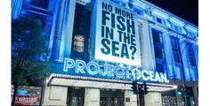 Project Ocean took over Selfridges in 2011
