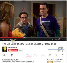 big bang theory s03e21 cast