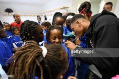France's forward Anthony Martial ® signs autographs... #magnyleshameaux: France's forward Anthony Martial ® signs… #magnyleshameaux