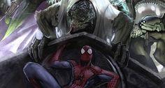 Stjepan Sejic's Spiderman, Darkseid, AndMore - Blog - GeekDraw