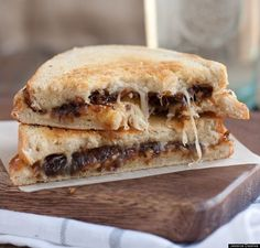 The Most Delicious Grilled Cheese Sandwiches On The Planet (PHOTOS) French Onion Grilled Cheese