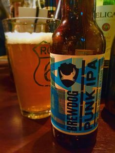 punk IPA post modern classic, from scotland... wow!