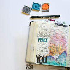Bekah Blankenship   Perfect Peace