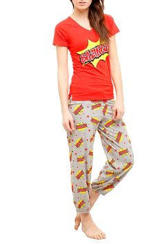 The Big Bang Theory PJs!