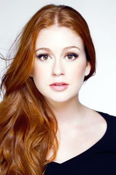 redhead - Marina Ruy Barbosa Frm Michele Caine's bd: I Love Being A Redhead!