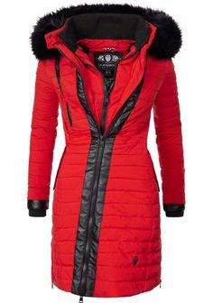 Roter Wintermantel 9 Besten Die Von Bilder n0Oym8wvN