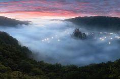 Niagara Falls, Mists, Northern Lights, Flora, Nature, Travel, Naturaleza, Viajes, Plants