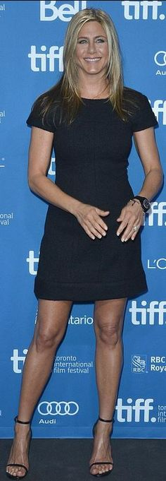 jennifer aniston + dress
