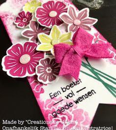 Stampin'Up Pasta en Inkt Creations by Jolan Jolanda Meurs giftboxes handmade cards crafts gifts workshops in wageningen cadeautjes kadootjes