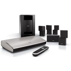 BOSE or another nice surround sound to watch movies with!! I love movies when they are LOUD!