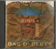 King Snake Collection by Various Artists (CD, Jan-1996, Kingsnake) | eBay