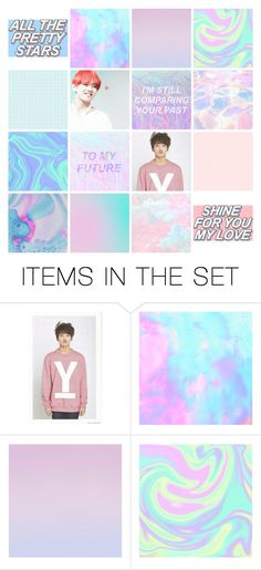"""vkook moodboard"" by italia-kun ❤ liked on Polyvore featuring art"