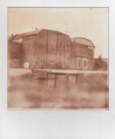 Untitled #6 Polaroids, Painting, Art, Art Background, Painting Art, Kunst, Paintings, Performing Arts, Painted Canvas