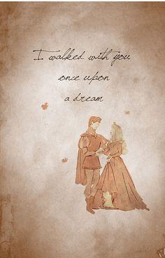 Sleeping Beauty inspired valentine. #iPhone #Disney #RedBubble