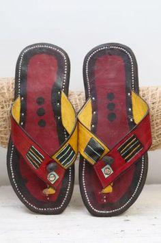 sandalias de piel online