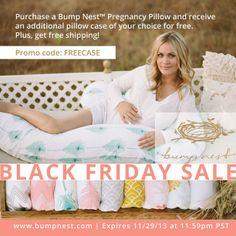 My FAV pillow while I'm preggo!! Special #blackfriday treat for all you mamas-to-be!