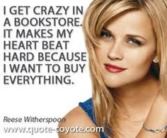 I'm with you 100% on that Reese!