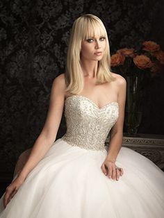 Vestido Princesa Allure