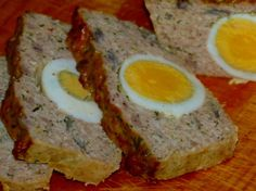 Retete Dukan   RETETE HIPOCALORICE Meatloaf, Eggs, Keto, Breakfast, Dukan Diet, Green, Morning Coffee, Egg, Egg As Food