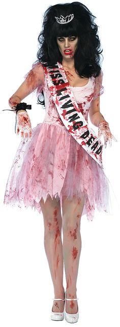 Zombie Body Parts Halloween Prop Fancy Dress Adult
