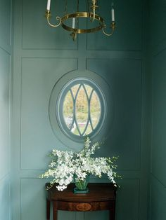 Color Collections - Benjamin Moore Tranquil Blue 2051-50