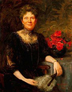 Alvina Roosen - Robert Koehler (1850 – 1917)
