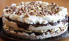 Smash-kake kan lages i langpanne