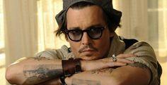 Johnny Depp 2013, végétalien
