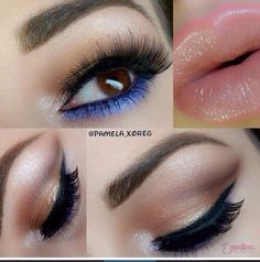 A picture by @pamela_xoreg using our false eyelashes style #NTR04