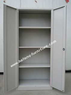 Used Metal Cabinets 2 Door Steel File Storage Cabinet Hanging