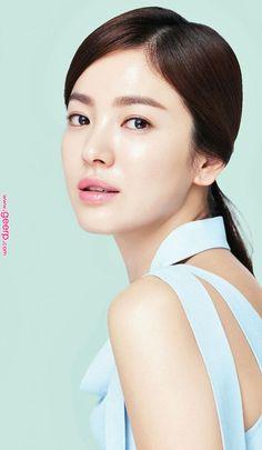 Beautiful Girl Image, Beautiful Asian Women, Korean Beauty, Asian Beauty, Korean Girl, Asian Girl, Song Joong Ki Birthday, Song Hye Kyo, Model Face