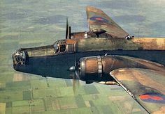 """""""Hard-used warhorse. No guns though-retired to transport command or general duties?"""" KB Vickers Wellington bomber of the R. during World War II Ww2 Aircraft, Military Aircraft, Wellington Bomber, Pilot, Ww2 Planes, Royal Air Force, Luftwaffe, World War Two, Fighter Jets"""