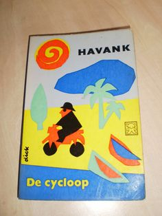 Sale Dick Bruna Illustration Book Cover  havank by simplyproducts, $1.50