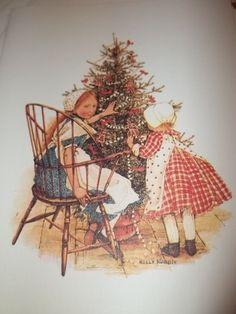 Vintage Lot of 13 Holly Hobbie Christmas Cards Season Greeting 2 Styles 70'S | eBay