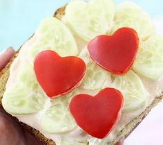 Yay for Friday!   Can you even believe January is almost over. Seriously where did the time go?? Not sure about you but I could use a little excitement right about now. I thought it would be fun to add a yummy #ValentinesDay   twist to an avocado toast recipe that I found over on the #MealInspirations Recipe Hub via the Walmart website. Just use mini heart cookie cutters to get creative with your colorful veggies. Red peppers and cucumbers were perfect for this. #ad Visit the blog for this…