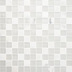 Bricmate T White Mix Carrara Mosaik - Lilly is Love Carrara, Tile Floor, New Homes, Design, Bathroom, Home Decor, Kitchen, Mosaic, Washroom