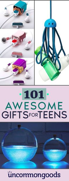 101 gifts for teens