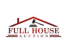 Auction Logo Design Money Sign, Construction Logo, Company Names, Slogan, Investing, Logo Design, Auction, Business Names, Building Logo